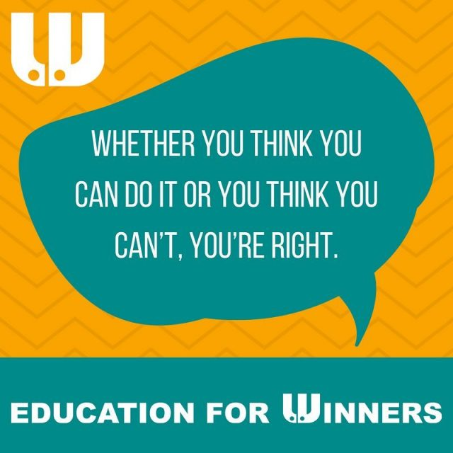 Mindset is everything! LVprospects EducationForWinners studijvZDA stipendije motivationmonday motivationalquotes motivationhellip