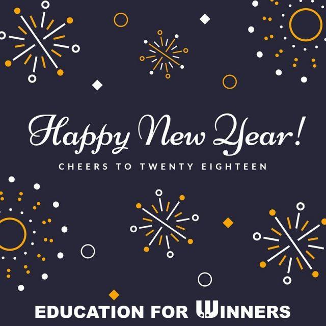 Yayyyyyyyy sreno novo letooo!! LVprospects EducationForWinners stipendije studijvZDA happy2018 happynewyear